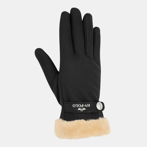 HV Polo Garnet Winter Gloves in Black
