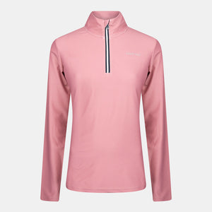 HV Polo Lumi Training Top in Dusty Rose
