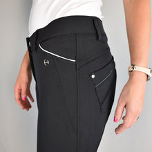 HV Polo Tiffany FSS Breeches in Black