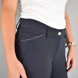HV Polo Tiffany FSS Breeches in Navy