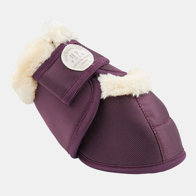 HV Polo Joya Overreach Boots in Plum