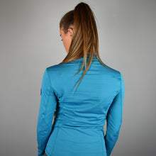 HV Polo Lizzy Top in Dark Turquoise