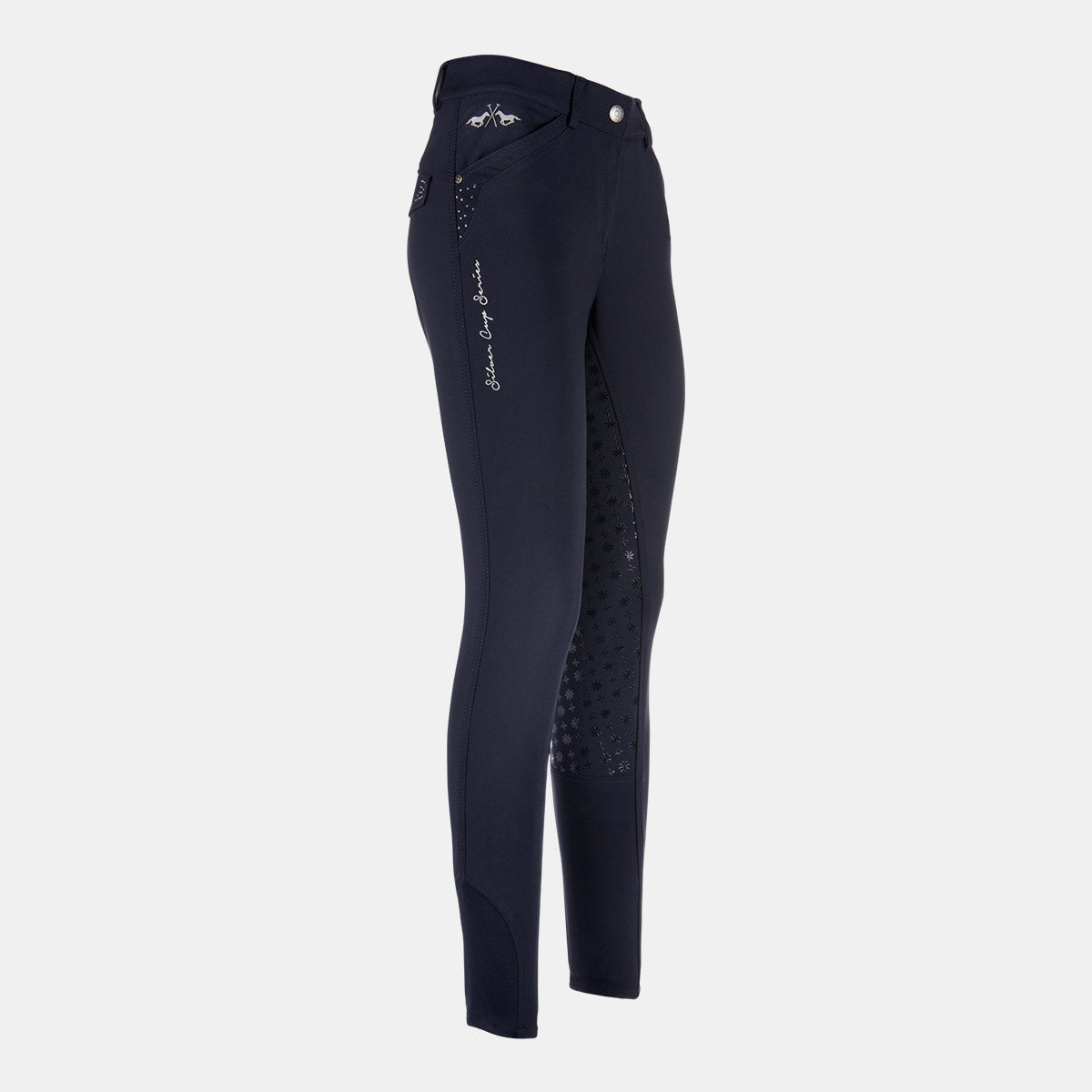 HV Polo Lucilla Breeches in Navy