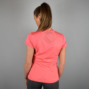 HV Polo Sandy T-Shirt in Coral