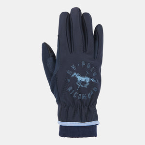 HV Polo Trish Winter Riding Glove in Navy