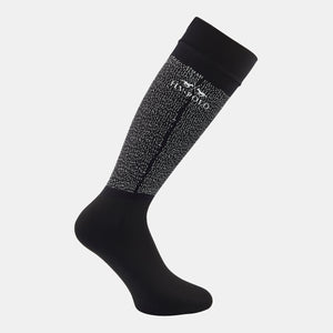 HV Polo York Socks in Black