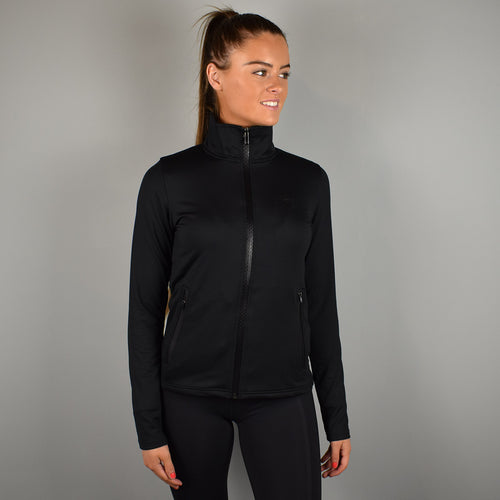 Kingsland Arrowtown Fleece Jacket in Black