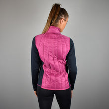 Kingsland Chapleau Ladies Fleece Jacket in Pink Magenta Haze