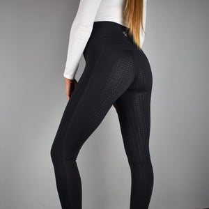 Kingsland Karina FSS Riding Tights in Black