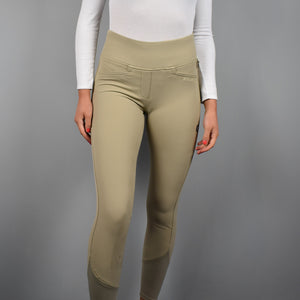 Kingsland Katja FSS Pull On Breeches in Beige