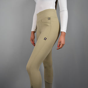 Kingsland Katja FSS Pull-On Breeches - Beige