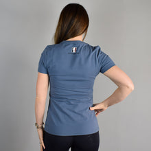 Kingsland Ariana Ladies T-Shirt in Blue China