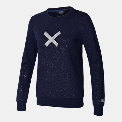 Kingsland Electra Roundneck Sweater - Navy