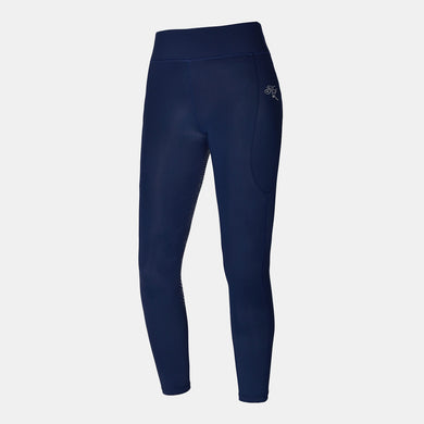 KL Katinka Full Grip Riding Tights - Navy Blazer