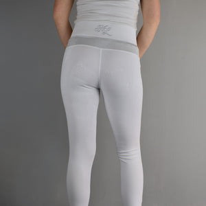 Kingsland Katinka Full Grip Riding Tights in White