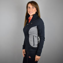 Kingsland Tam Ladies Fleece Jacket in Navy