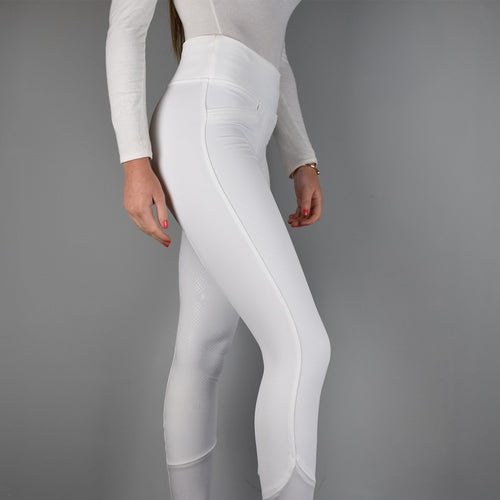Kingsland Katja FSS Pull-On Breeches in White