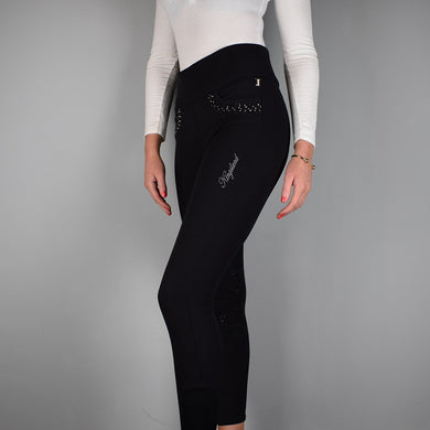 Kingsland Katja FSS Pull-On Breeches in Black