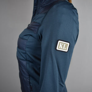 Kingsland Yecla Jacket in Blue Midnight Navy