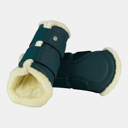 PS Monogram Brushing Boots 4pk - Petrol