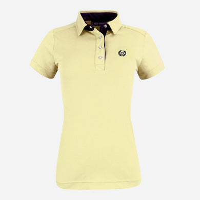PS of Sweden Darling Polo Shirt in Vanilla