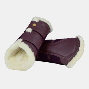 PS of Sweden Brushing Boots 4pk in Wine