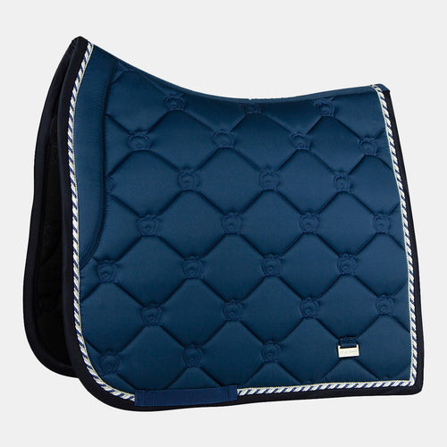 PS of Sweden Monogram Dressage Saddlepad in Neptuna