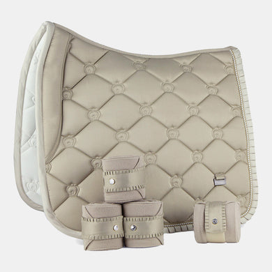 PS of Sweden Ruffles Dressage Set in Crème de la Crème