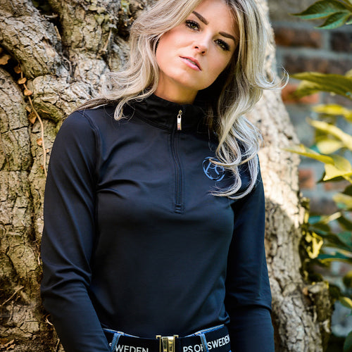 PS of Sweden Vicky Baselayer in Black