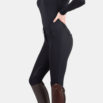 PS of Sweden Zoe FSS Breeches - Black