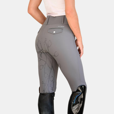 PS of Sweden Zoe FSS Breeches in Charcoal