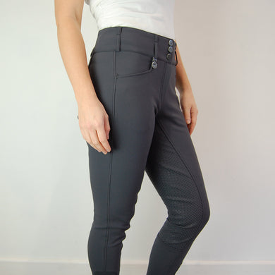Pikeur Candela FSS Breeches in Dark Shadow