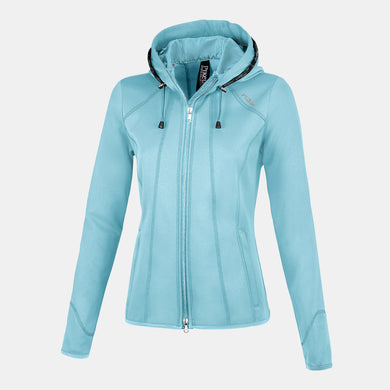 Pikeur Janny Fleece Jacket - Aquamarine
