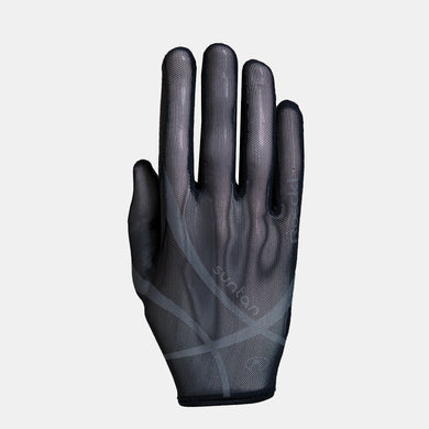 Roeckl Laila Suntan Riding Gloves in Black