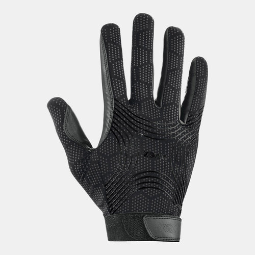 Uvex Ceravent Riding Gloves in Black