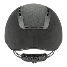 Uvex Suxxeed Glamour Riding Hat in Black - Back