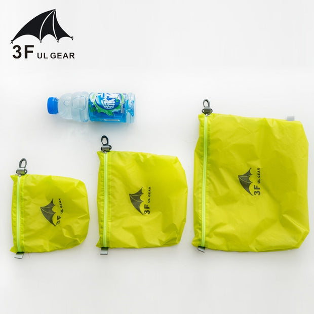 3F UL Cordura Ultralight Pouches