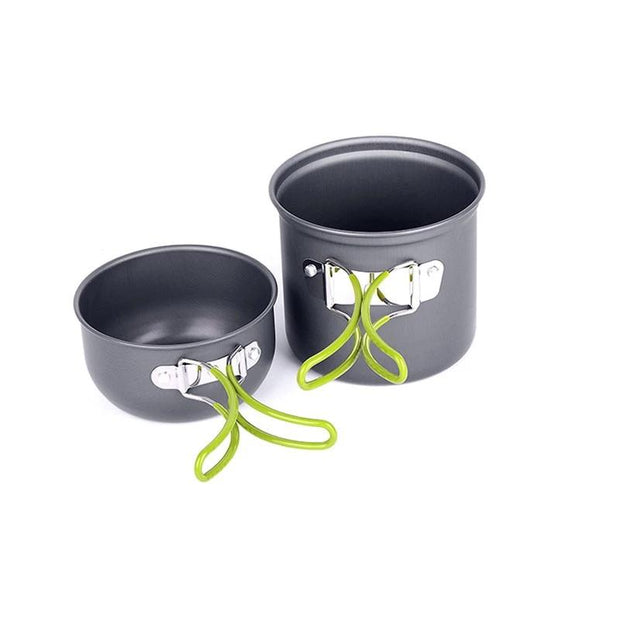 Ultralight Camping Cookware Set