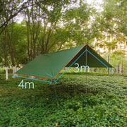 Ultralight Waterproof Tarp Tent Shade