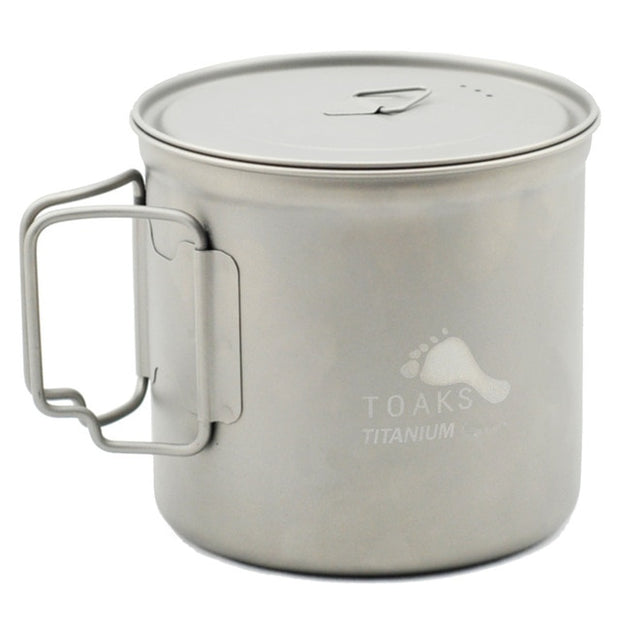 Toaks Ultralight Titanium Cook Set