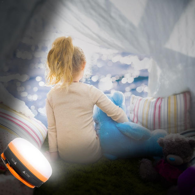 Waterproof Portable Camping Light
