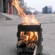 Folding Outdoor Camping Stove
