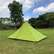 Four Season Double Layer Ultralight Rodless Tent