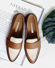 Load image into Gallery viewer, Michelle Weaving Loafers