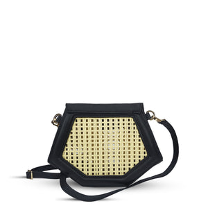 Nancy clutch - Black