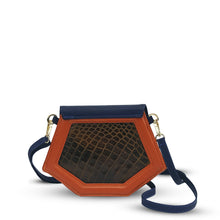 Load image into Gallery viewer, Mini Franca 3 - Blue/Orange