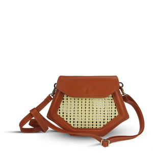 Nancy clutch - Orange