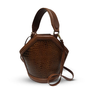 Juno Bucket - Brown