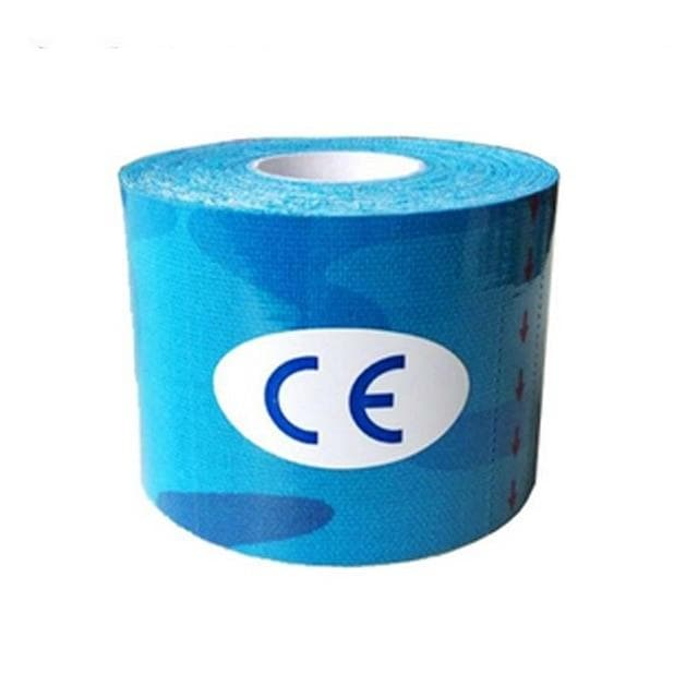 Muscle Engineering Procircle Elastic Tape Blue Camo