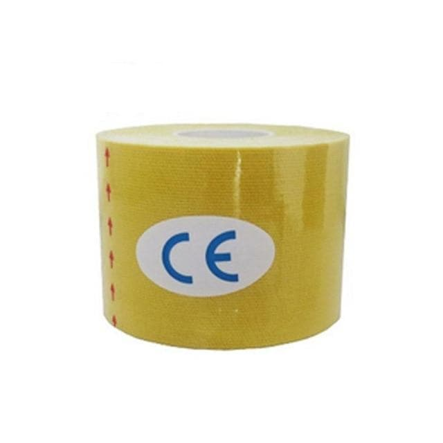 Muscle Engineering Procircle Elastic Tape  Yellow